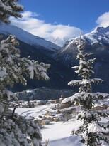 Aussois, station village aux portes du Parc de la Vanoise, votre location au ski