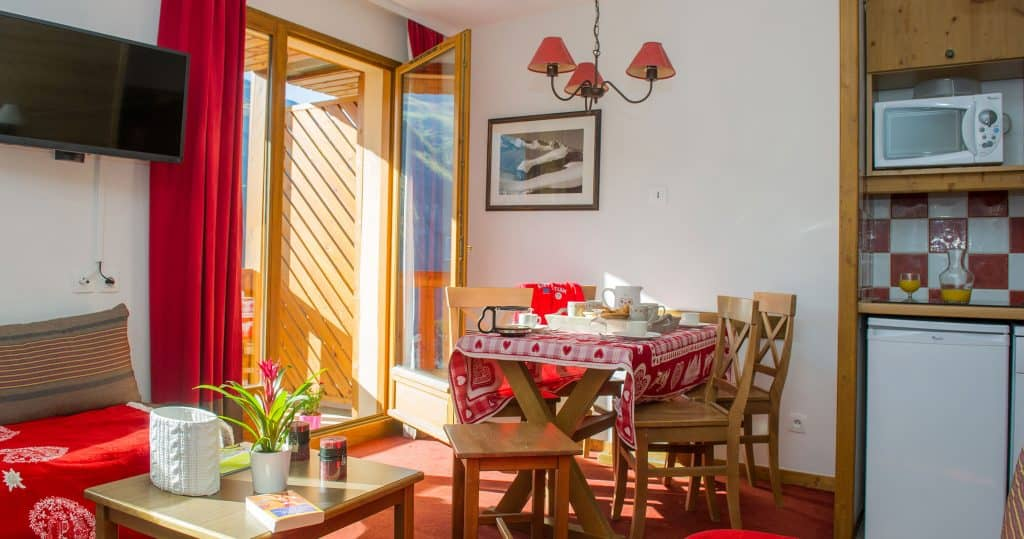 Location de vacances à Valloire