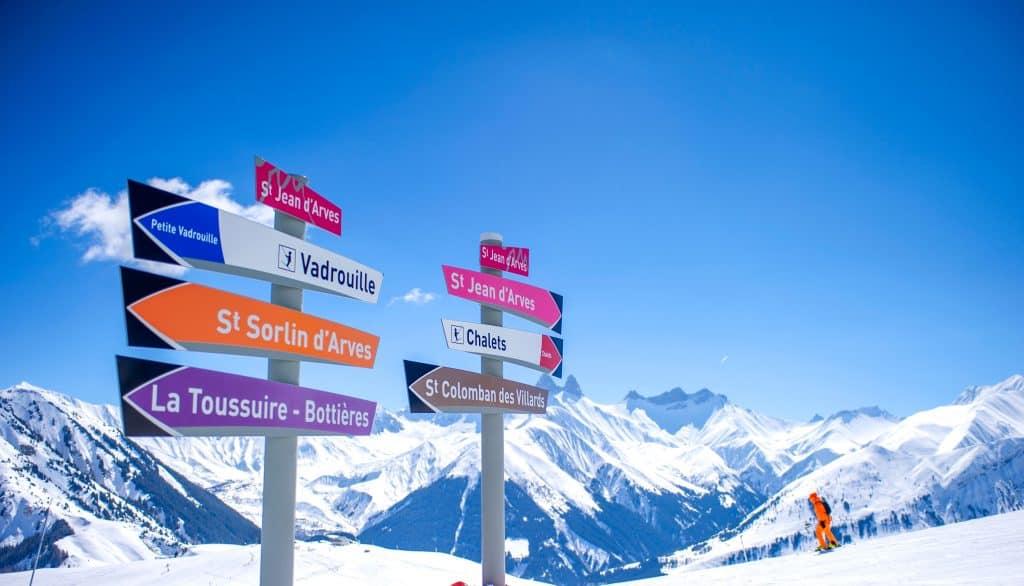 Goélia : votre location vacances au ski à St-Jean d'Arves