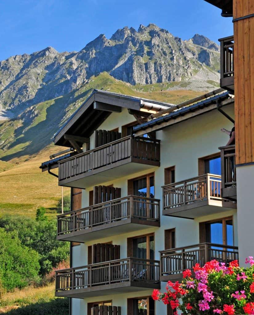 GOélia Les 4 vallées, votre location vacances à St-François Longchamp