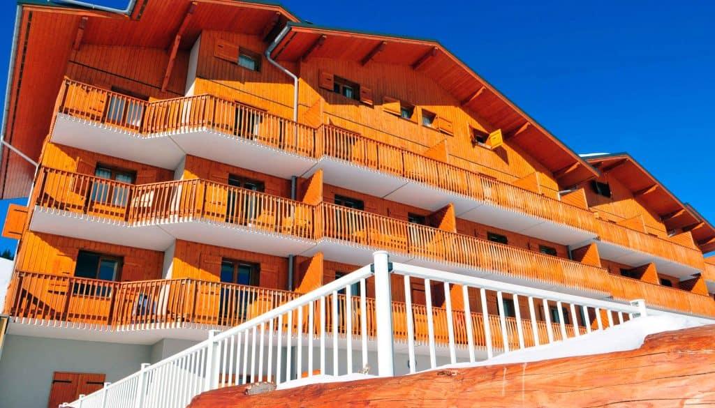 location vacances à Albiez