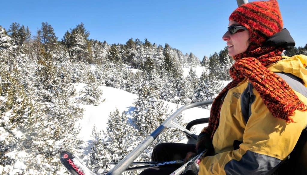 Font-Romeu, ski dans les pyrénées