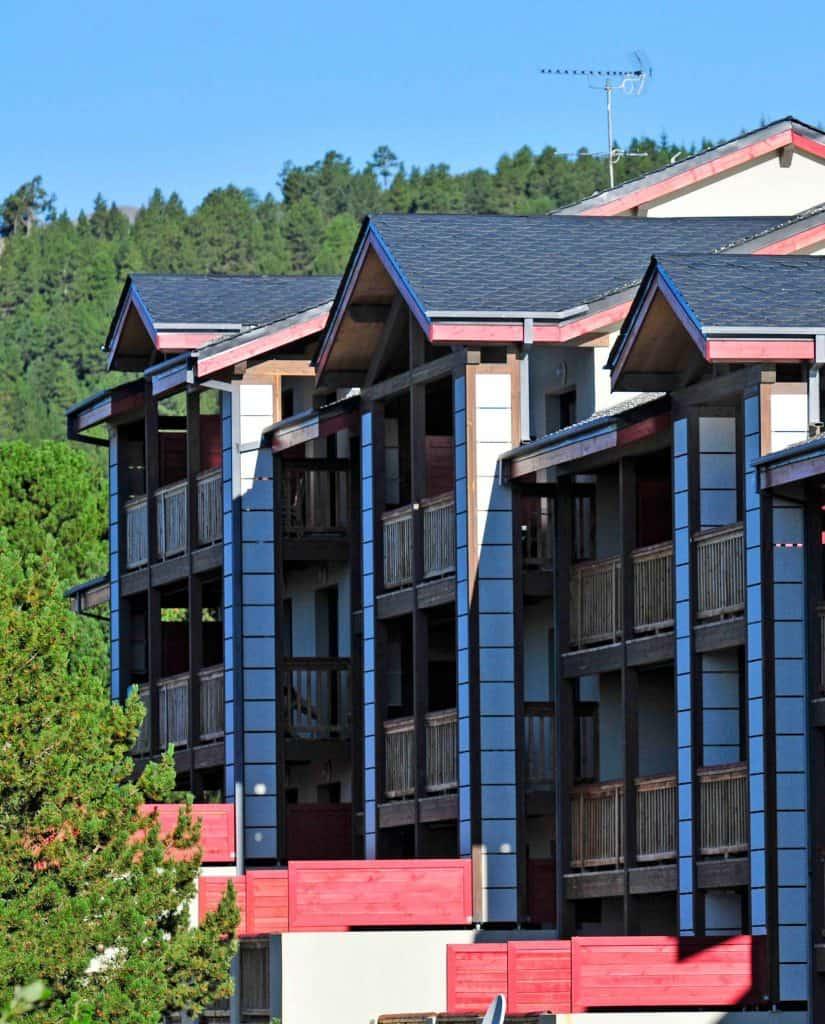 le domaine de castella, laocation au ski à font romeu, location de vacances au ski à Font Romeu